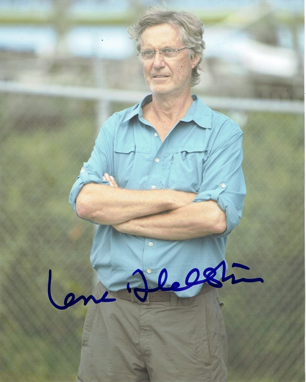 Lasse Hallstrom Signed Photo