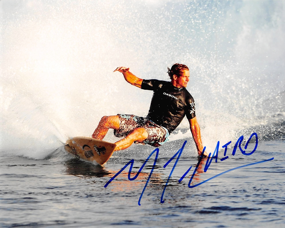 Laird Hamilton Signed Photo