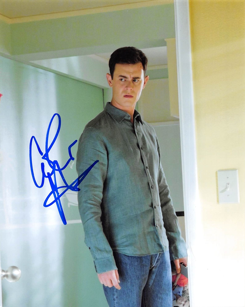 Colin Hanks Signed Photo