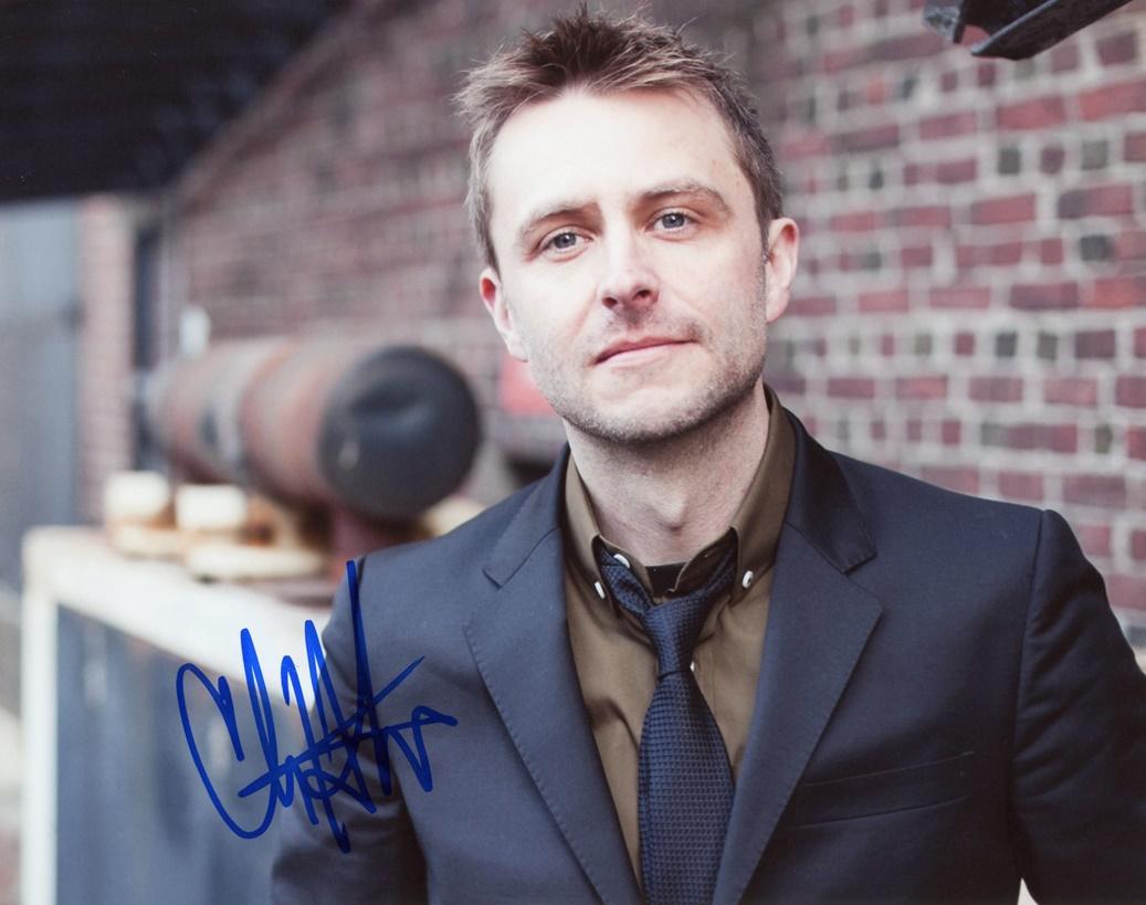 Chris Hardwick Signed Photo
