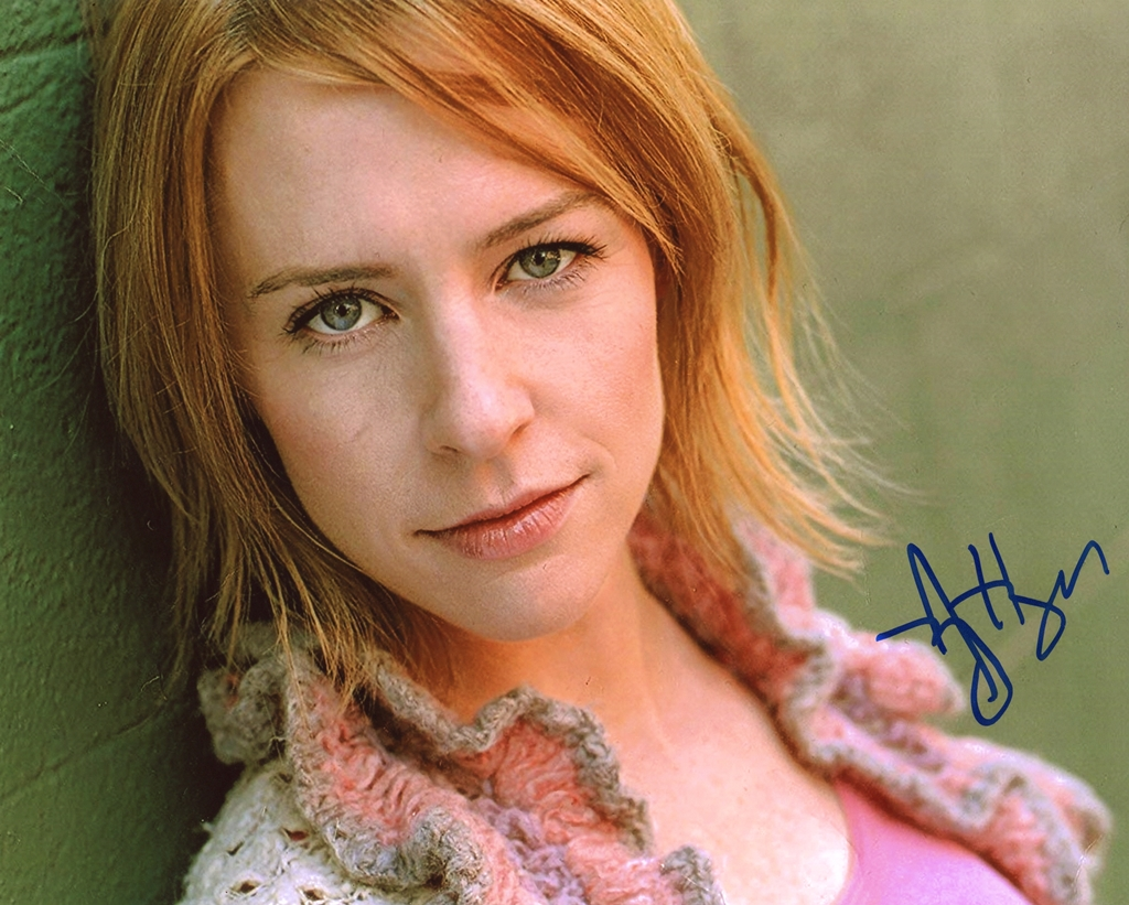 Amy Hargreaves Signed Photo