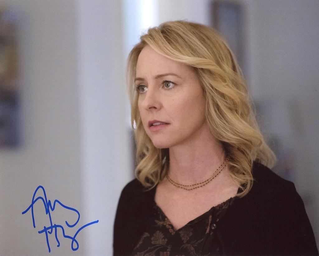Amy Hargreaves Signed Photo
