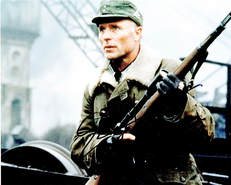 Ed Harris Signed Photo
