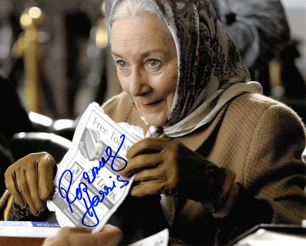 Rosemary Harris Signed Photo