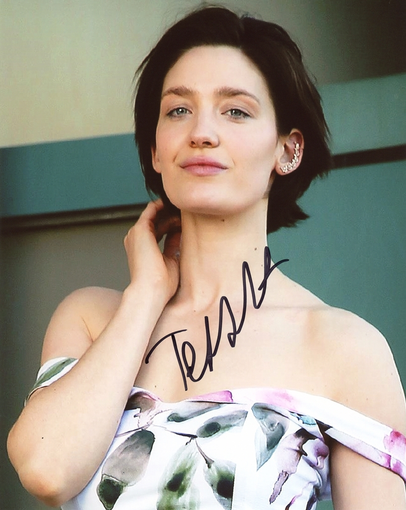 Tess Haubrich Signed Photo