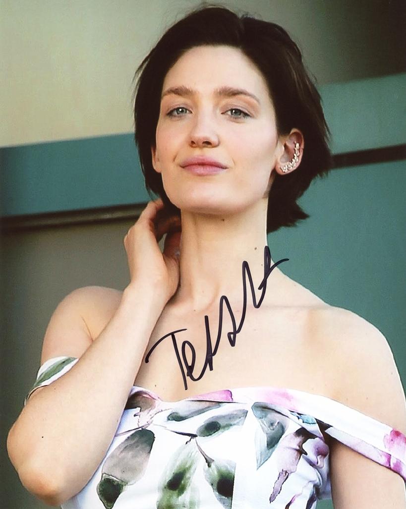 Tess Haubrich Signed Photo