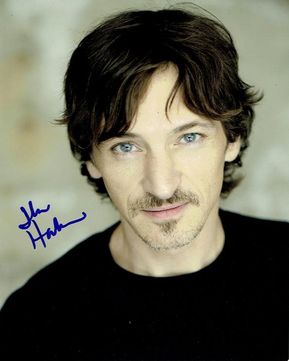 John Hawkes Signed Photo