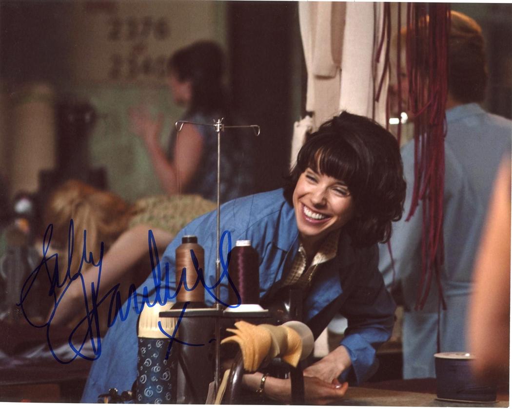 Sally Hawkins Signed Photo