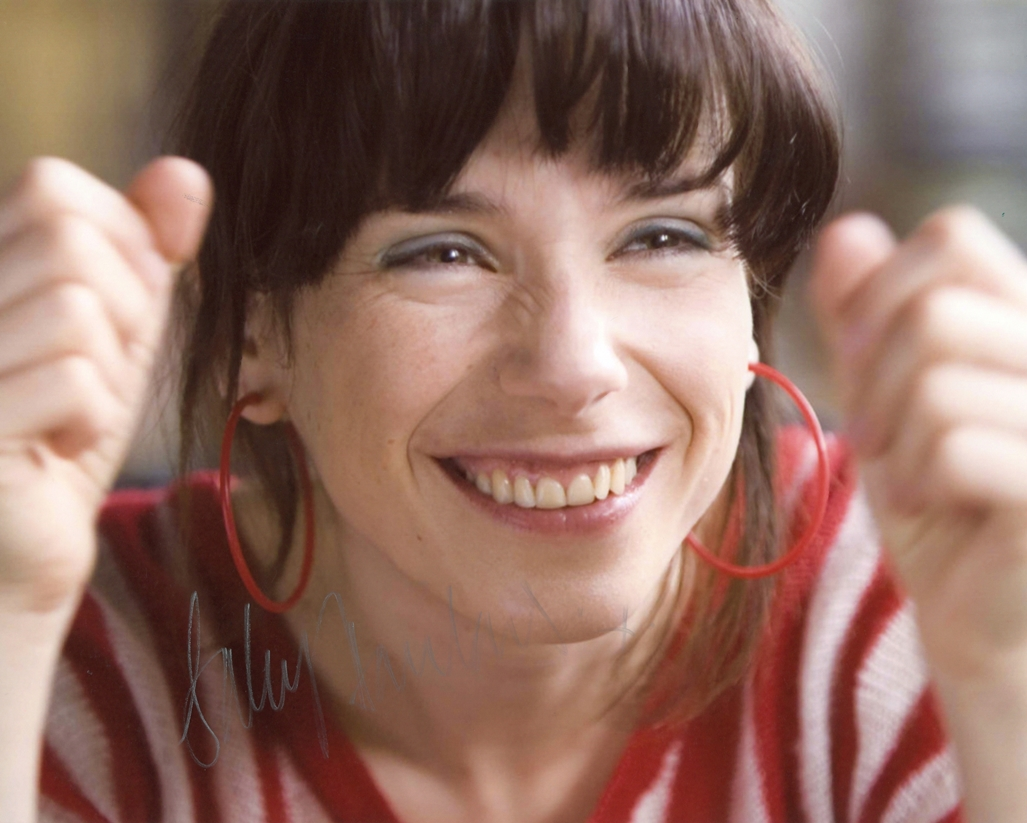 Sally Hawkins Signed Photo
