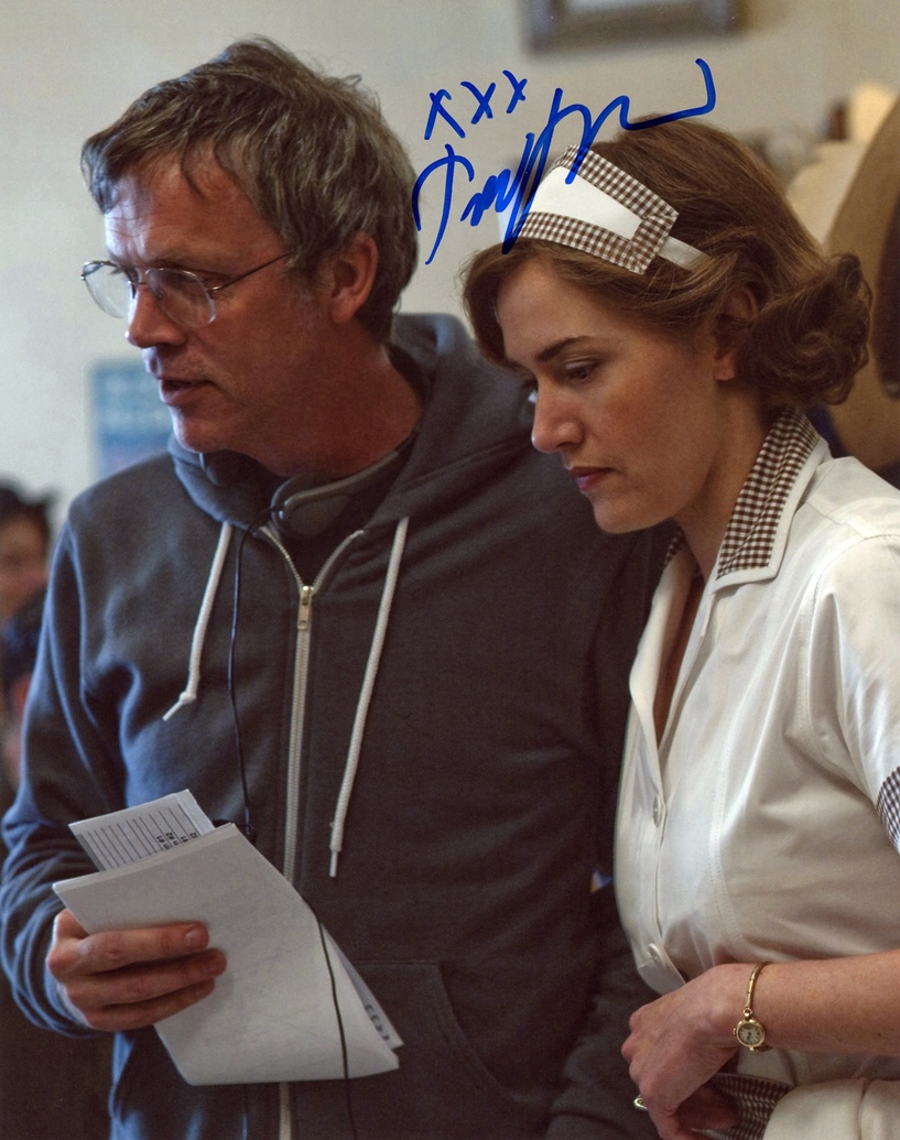 Todd Haynes Signed Photo