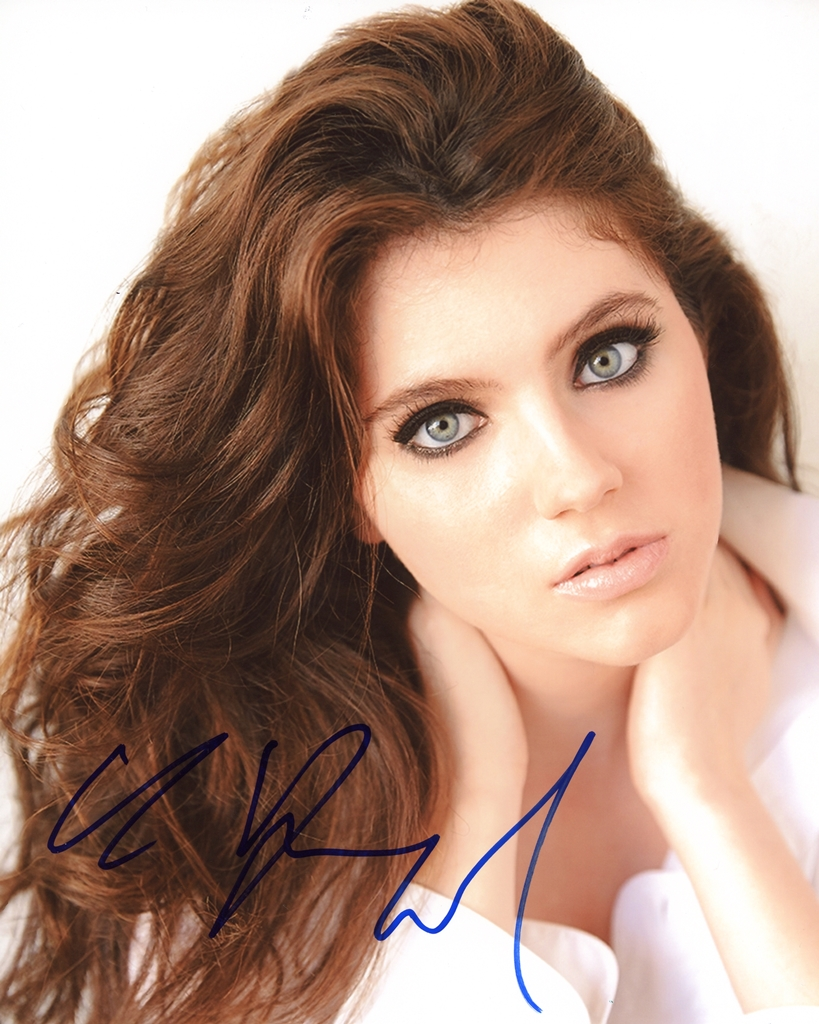 Kara Hayward Signed Photo