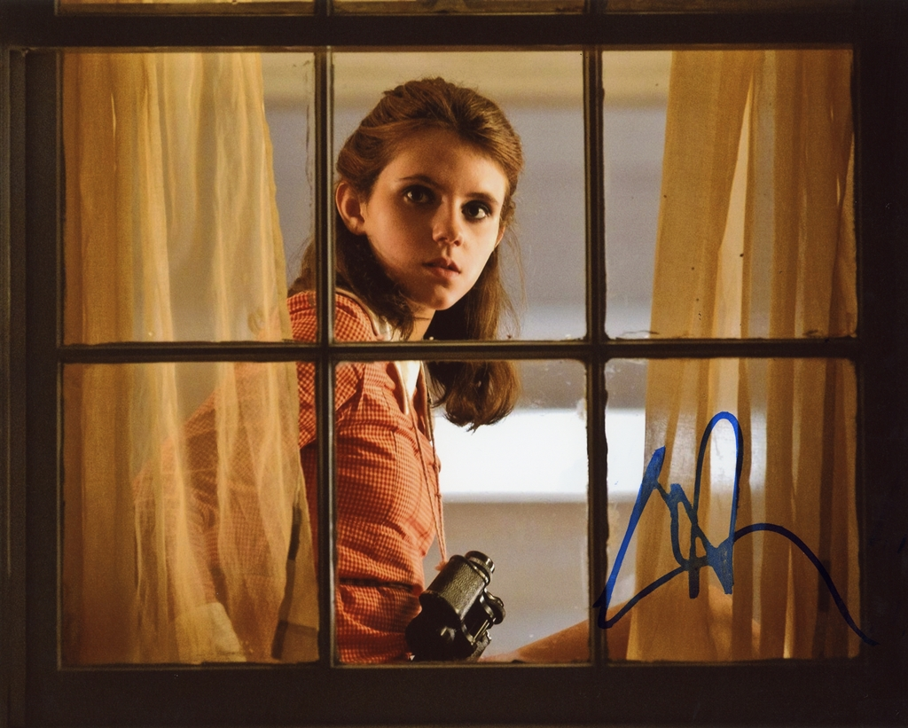 Kara Hayward Signed Photo