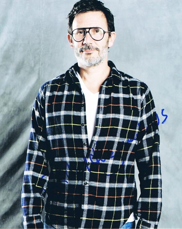 Michel Hazanavicius Signed Photo