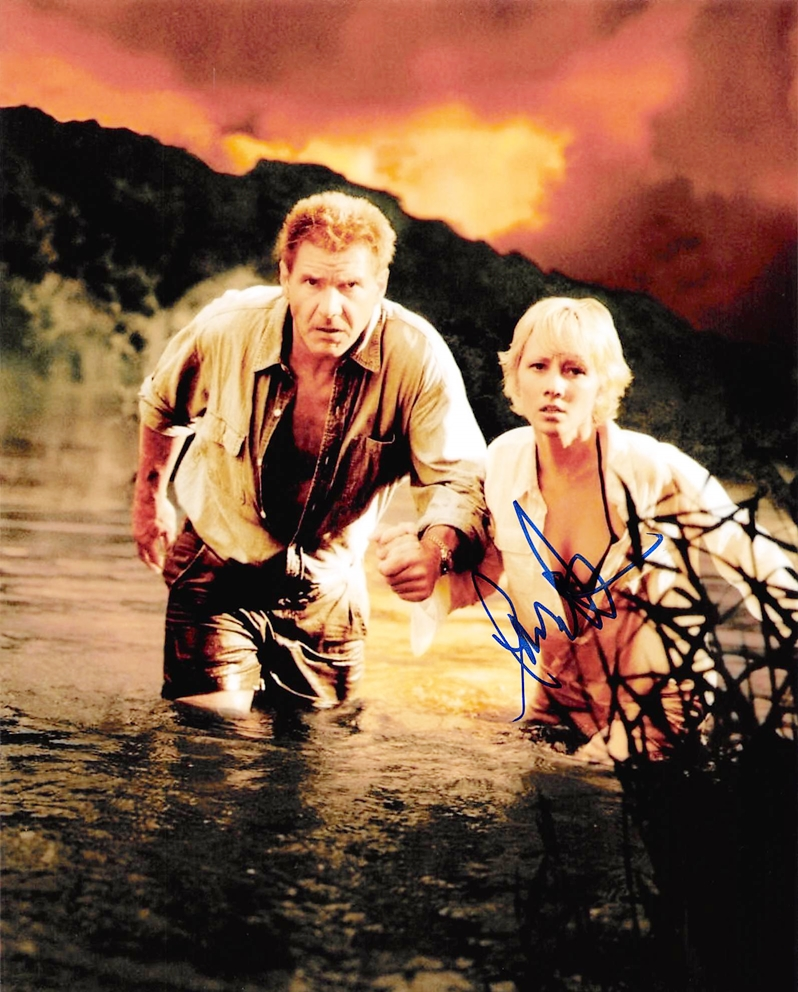 Anne Heche Signed Photo