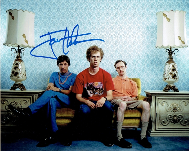 Jon Heder Signed Photo