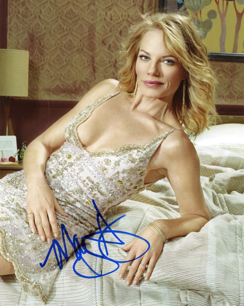 Marg Helgenberger Signed Photo