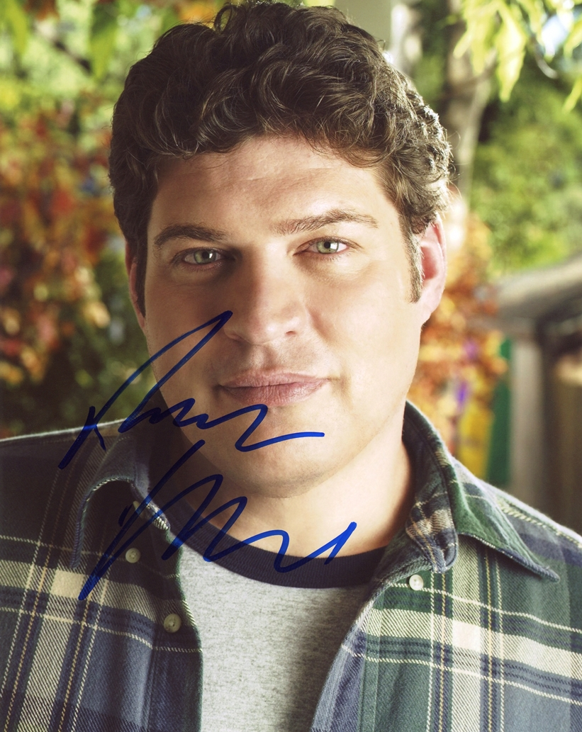 Brad William Henke Signed Photo