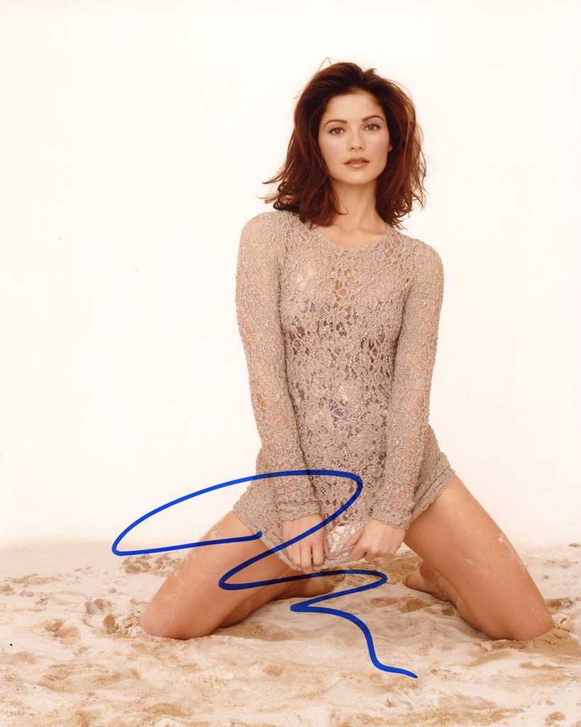 Jill Hennessy Signed Photo