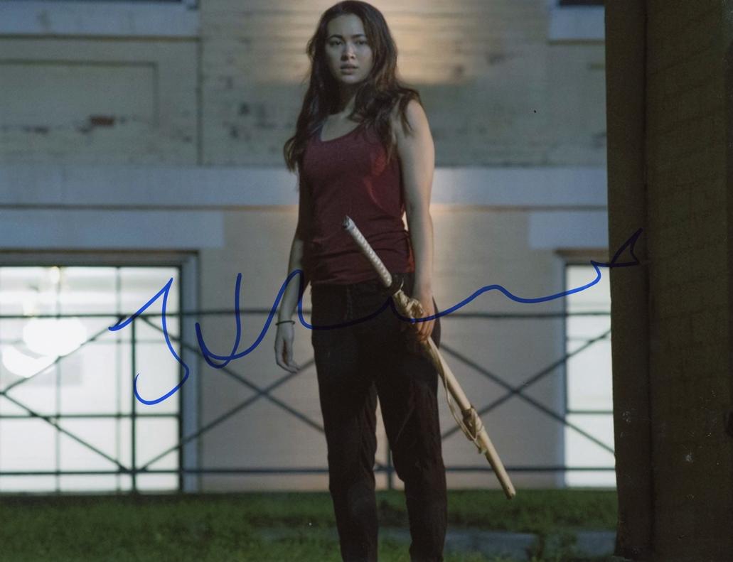 Jessica Henwick Signed Photo