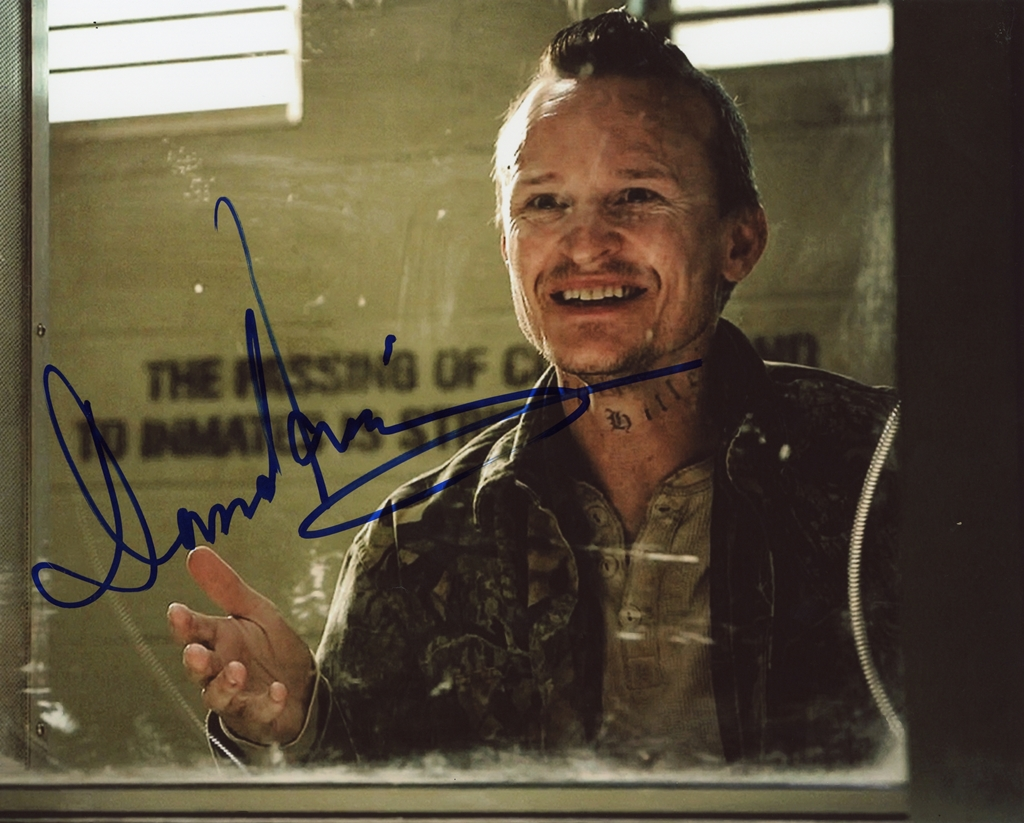 Damon Herriman Signed Photo
