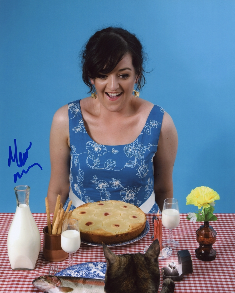 Maeve Higgins Signed Photo