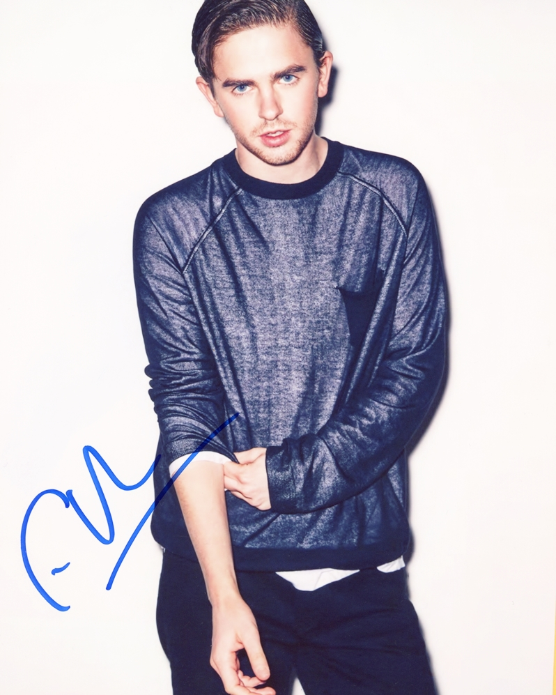 Freddie Highmore Signed Photo