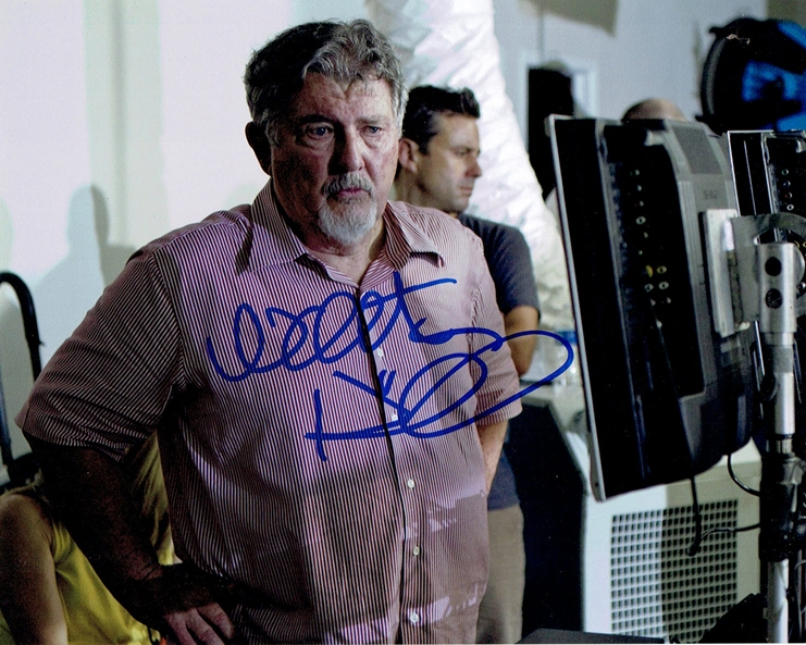 Walter Hill Signed Photo