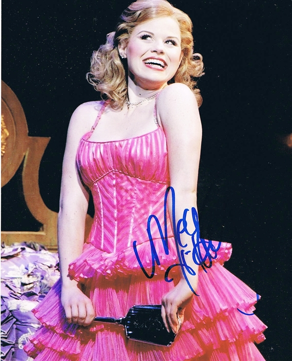 Megan Hilty Signed Photo