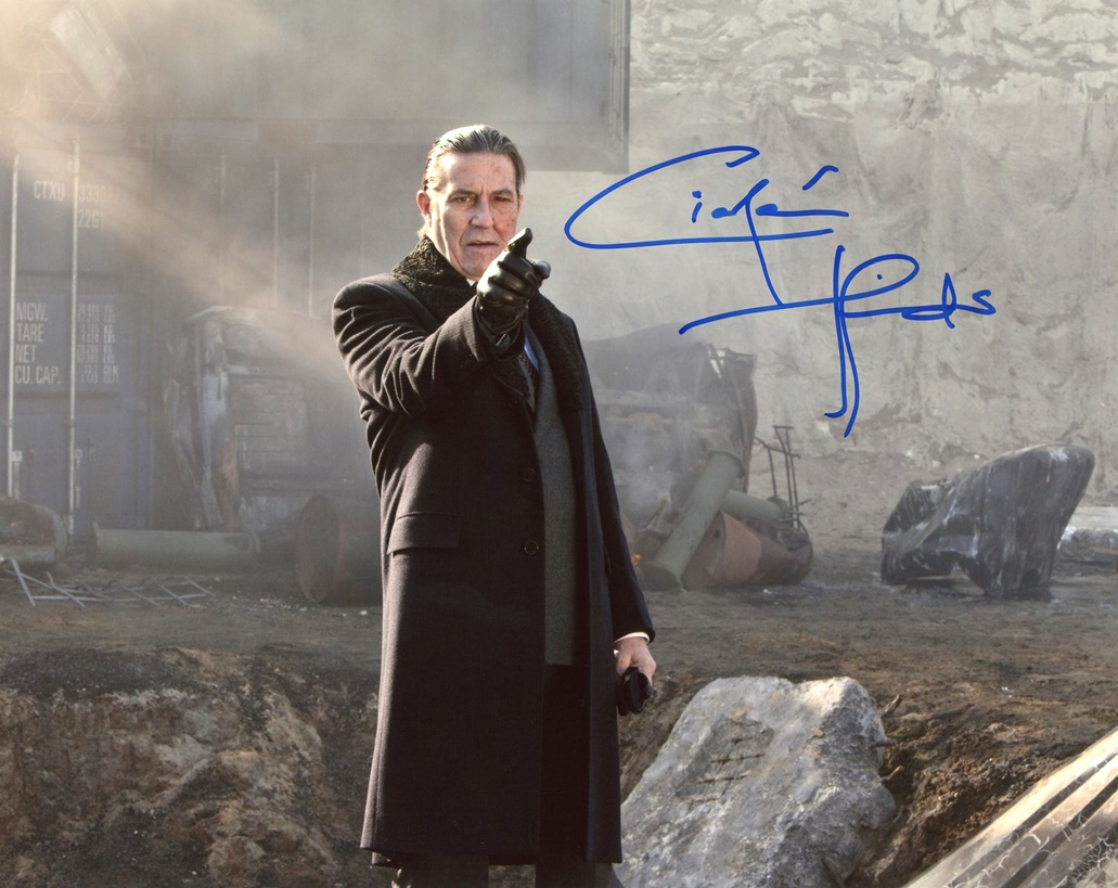 Ciaran Hinds Signed Photo