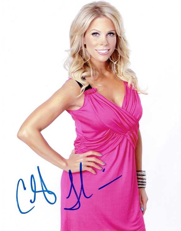 Cheryl Hines Signed Photo