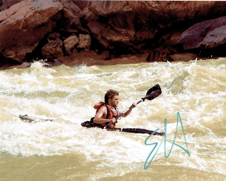 Emile Hirsch Signed Photo