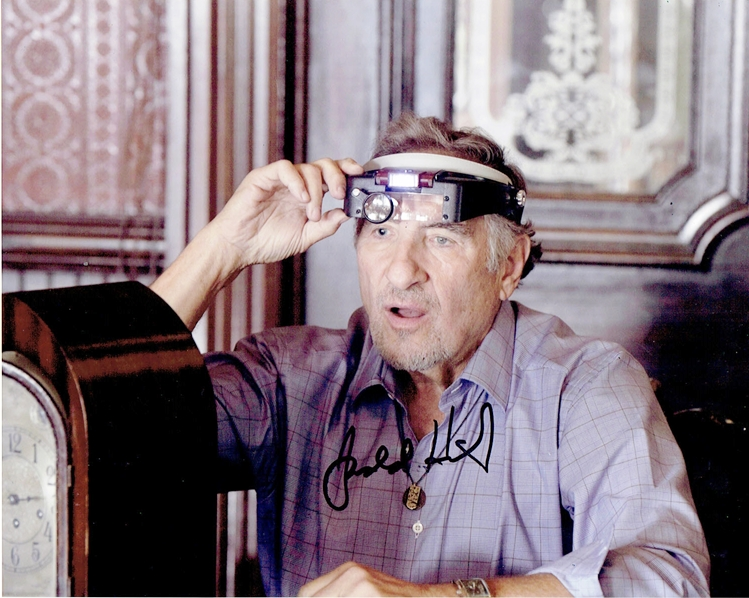 Judd Hirsch Signed Photo