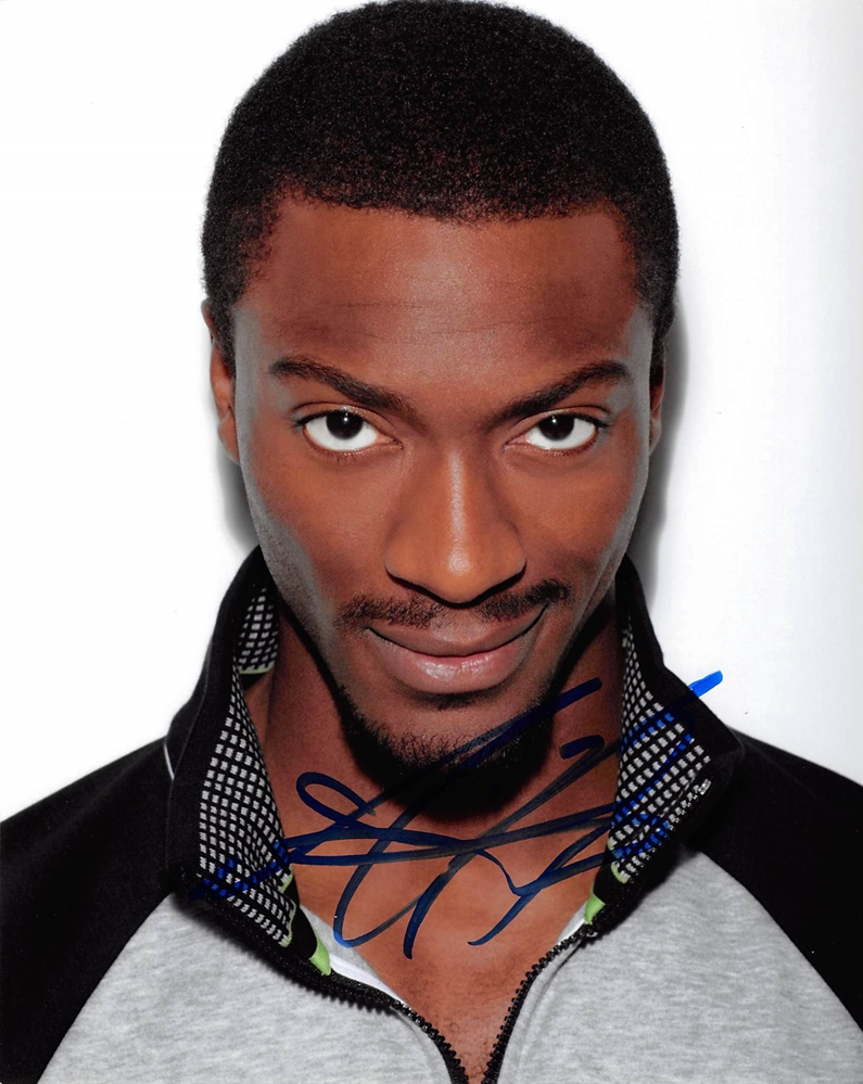 Aldis Hodge Signed Photo