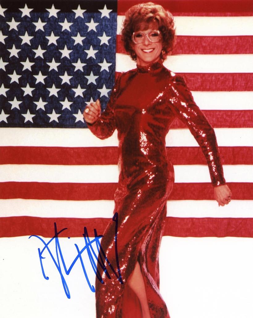 Dustin Hoffman Signed Photo
