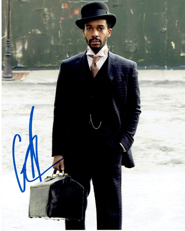 Andre Holland Signed Photo