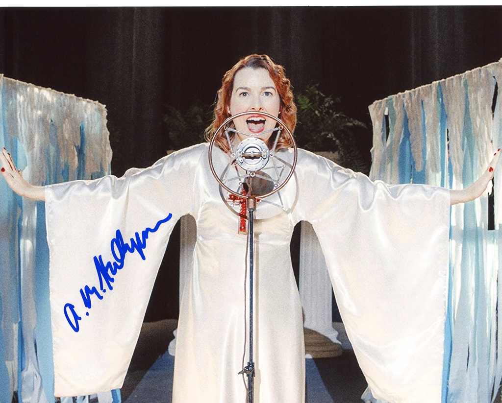 Anna Margaret Hollyman Signed Photo