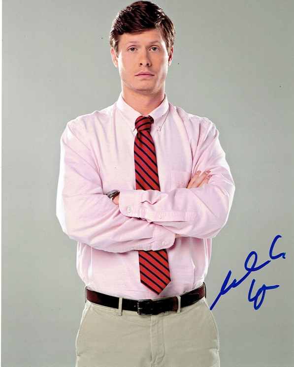 Anders Holm Signed Photo