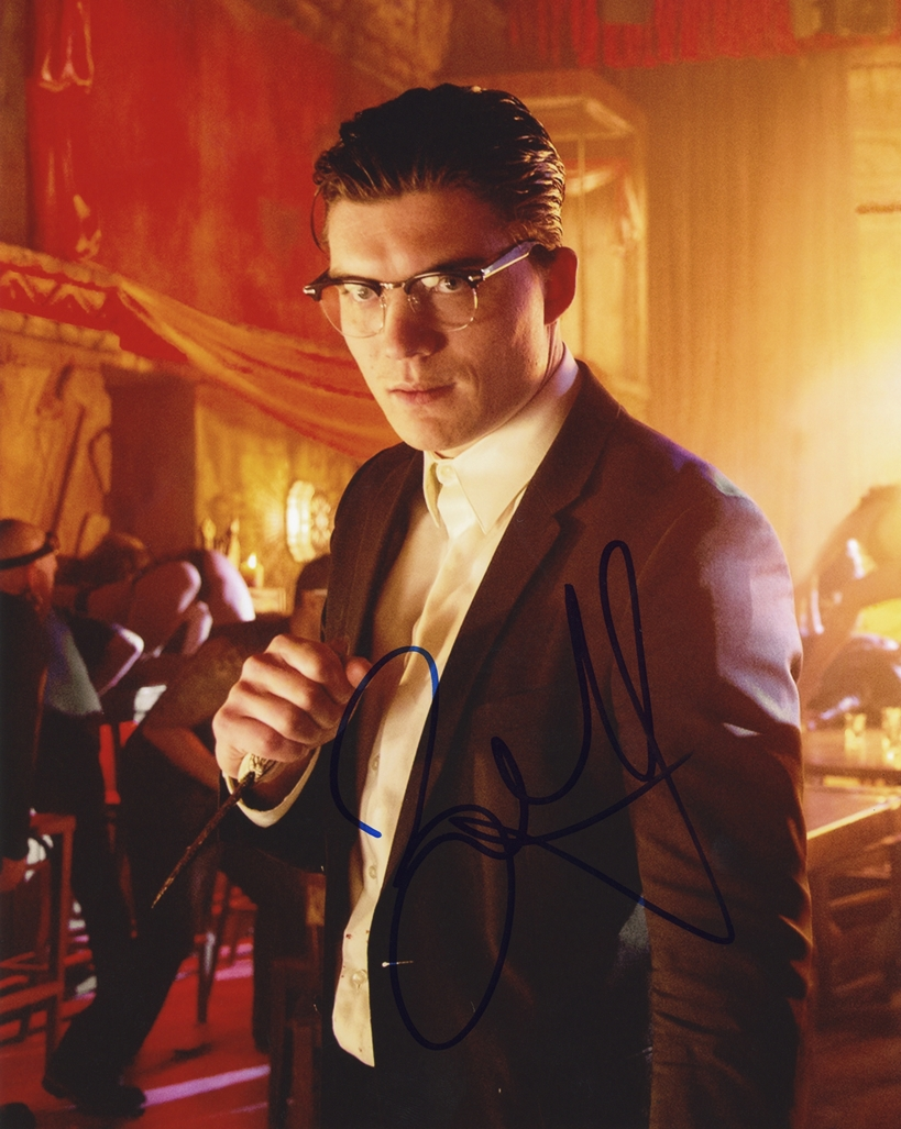 Zane Holtz Signed Photo
