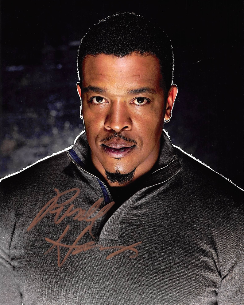 Russell Hornsby Signed Photo