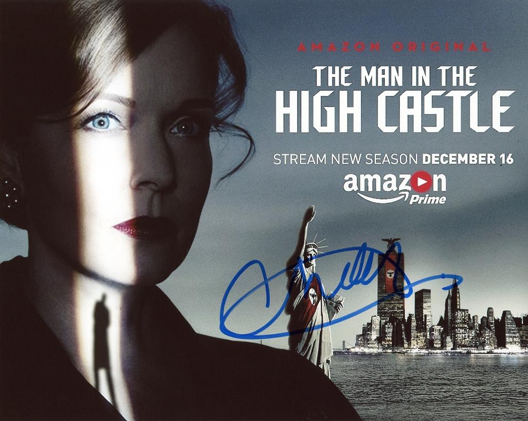 Chelah Horsdal Signed Photo