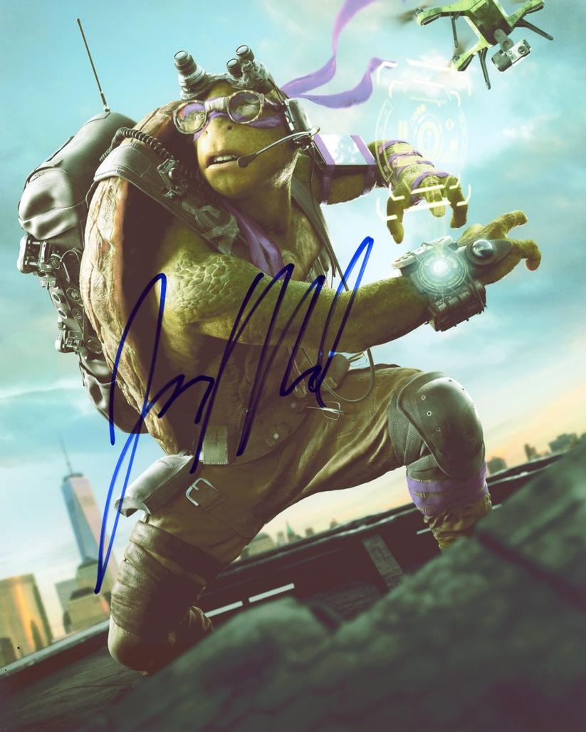 Jeremy Howard Signed Photo