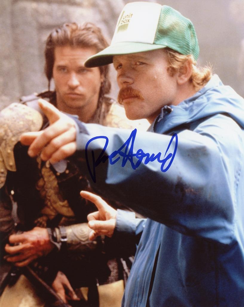 Ron Howard Signed Photo