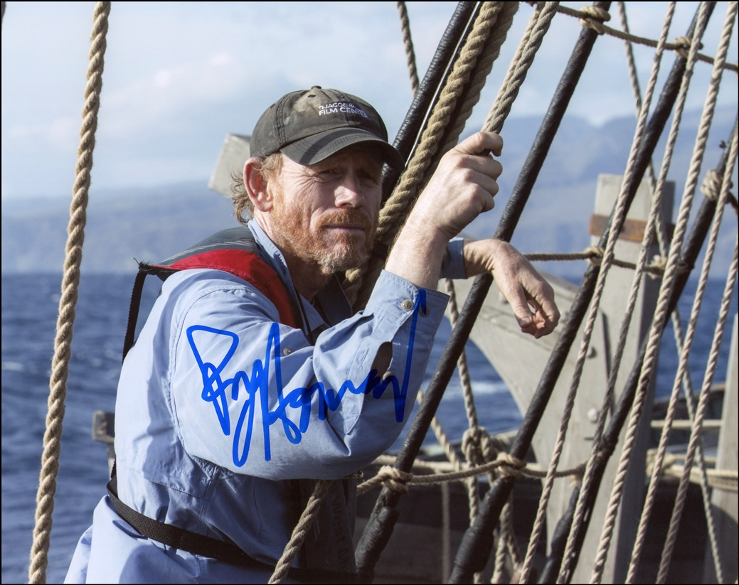Ron Howard Signed Photo