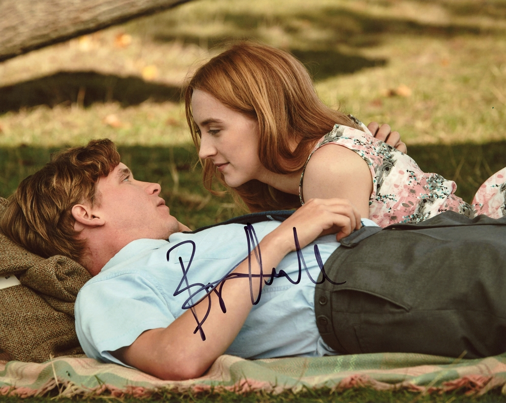 Billy Howle Signed Photo