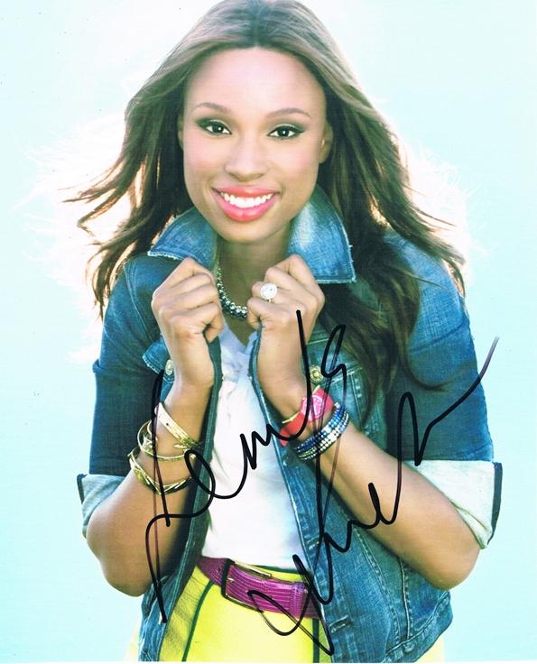 Jennifer Hudson Signed Photo