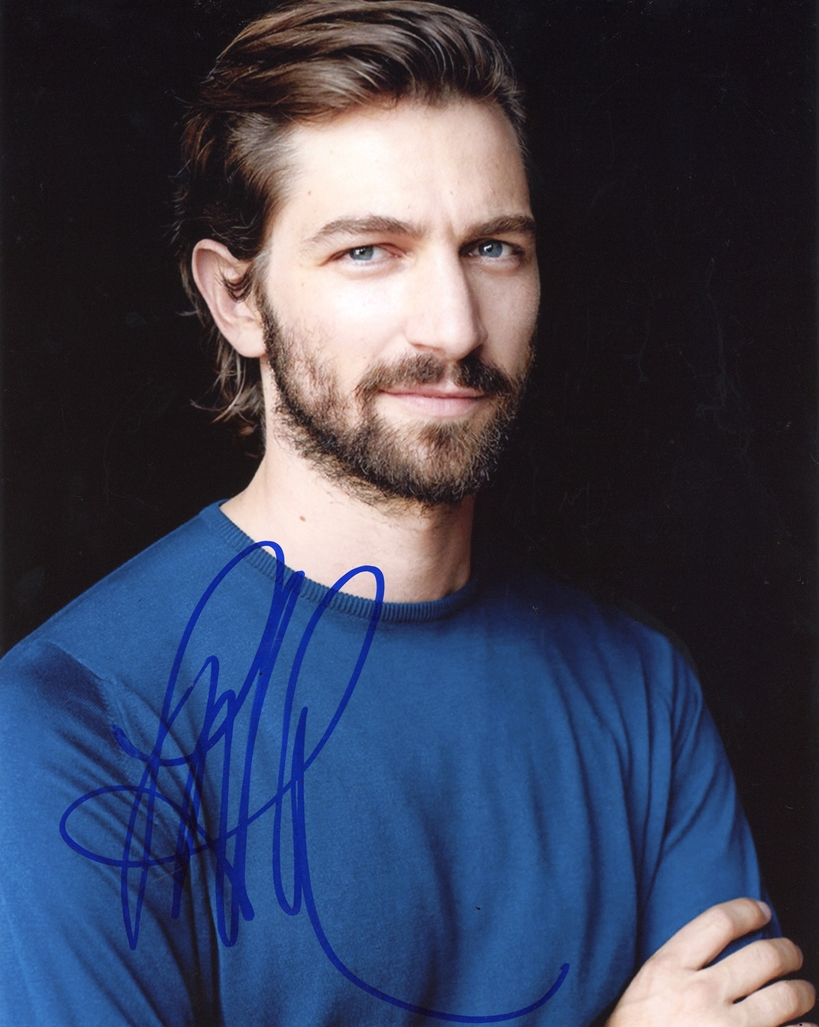 Michiel Huisman Signed Photo
