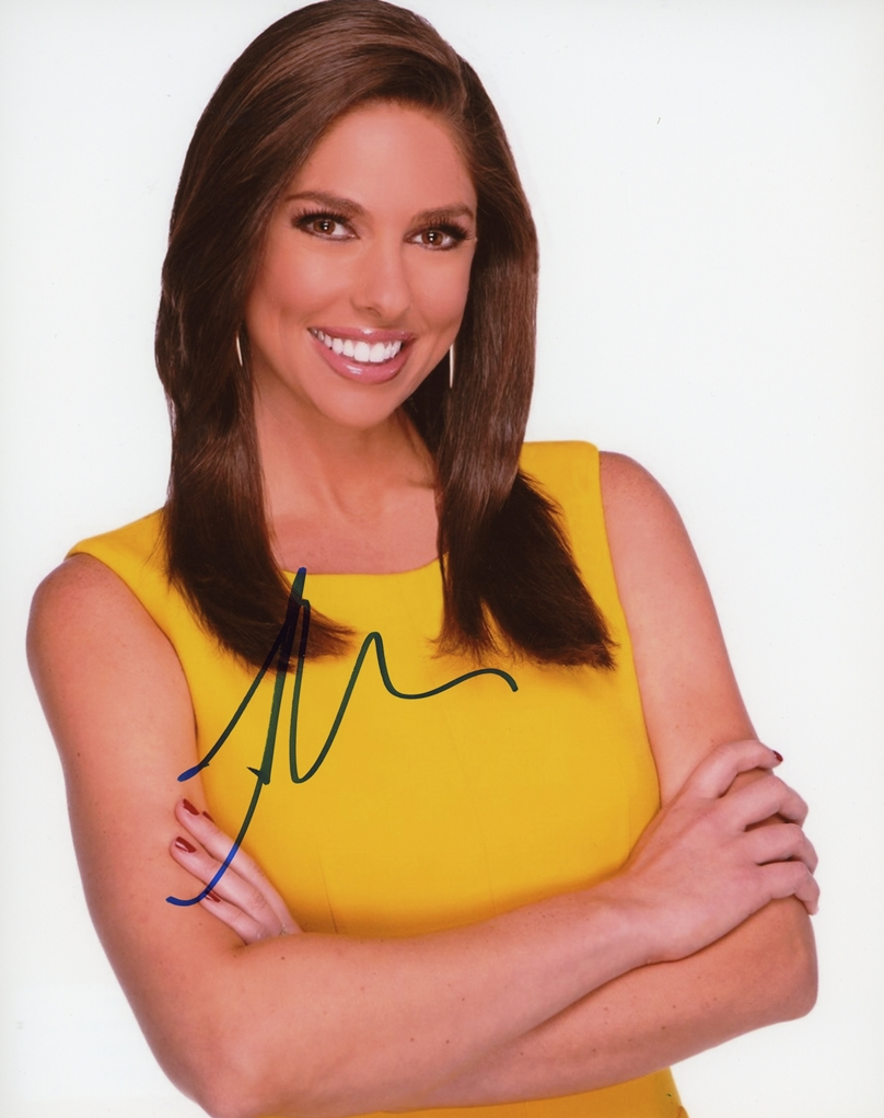 Abby Huntsman Signed Photo