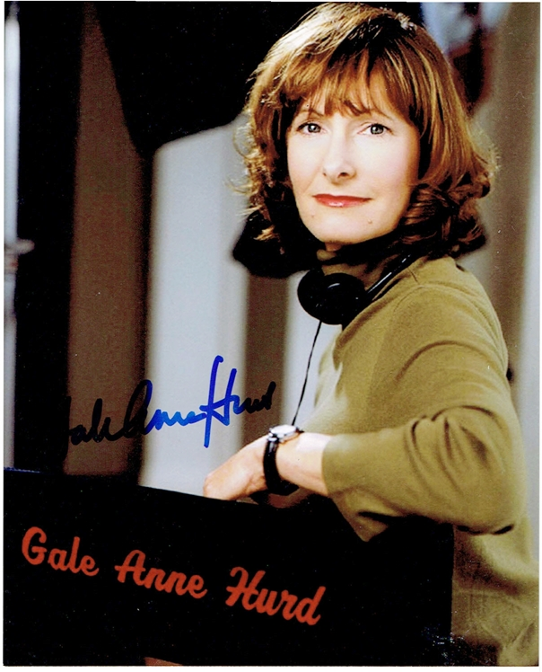 Gale Anne Hurd Signed Photo