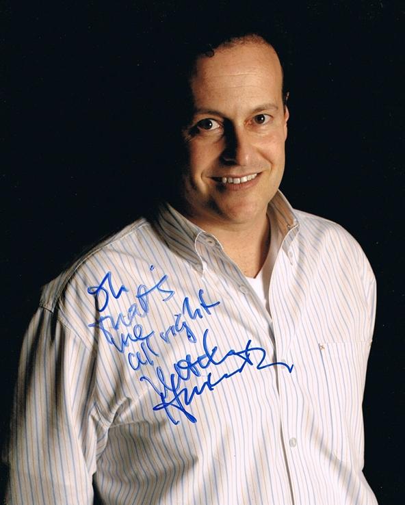 Mitch Hurwitz Signed Photo