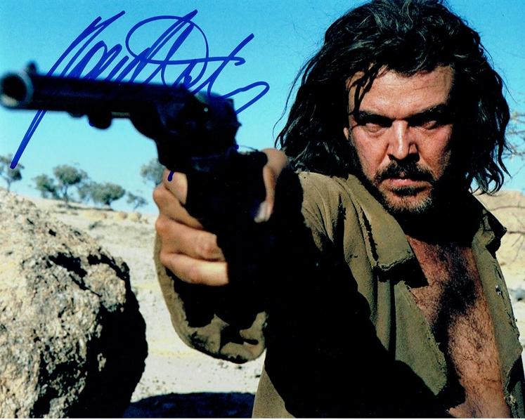 Danny Huston Signed Photo